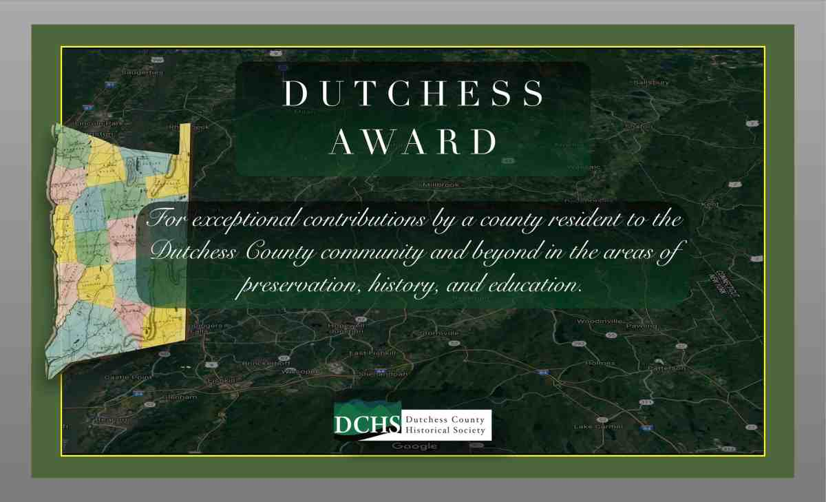 DUTCHESS AWARD