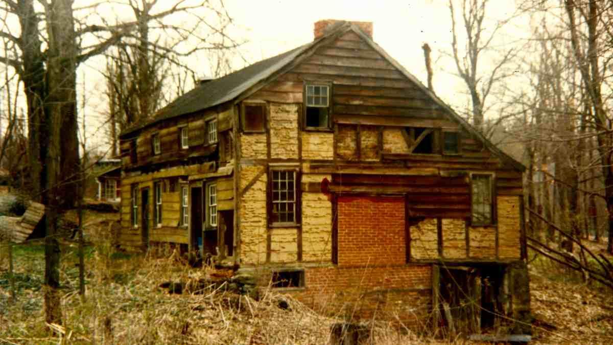 Home of Meeting House Builder, Benjamin Thorne