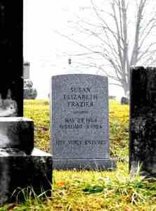 SEF Headstone 4w