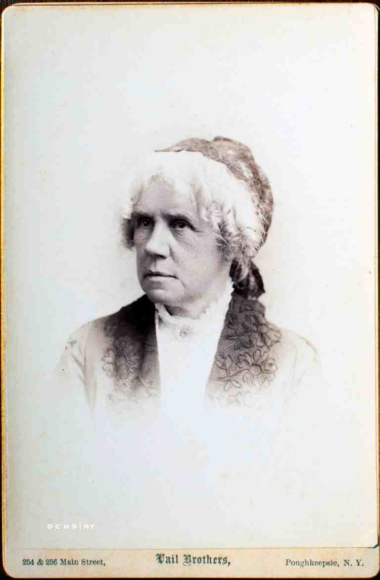 DCHSNY Maria Mitchell
