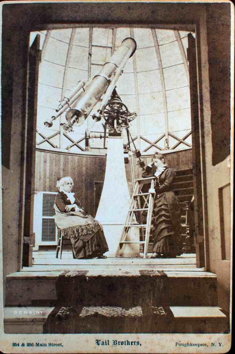 DCHSNY Vassar Mary Watson Whitney