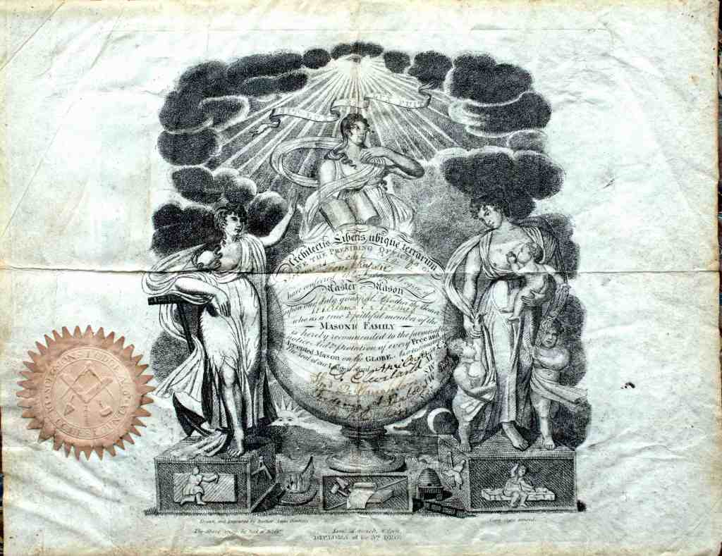 Masonic 004 1828 Holmes