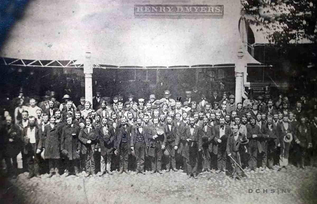 DCHS Civil War Regiment1861