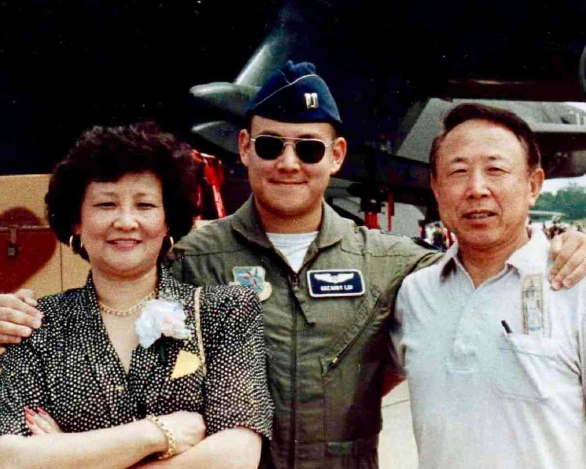 Greg Liu, Tivoli, Capt. US Air Force 1986 - 1991, Desert Storm
