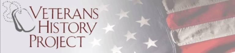 LOC Veterans History Project