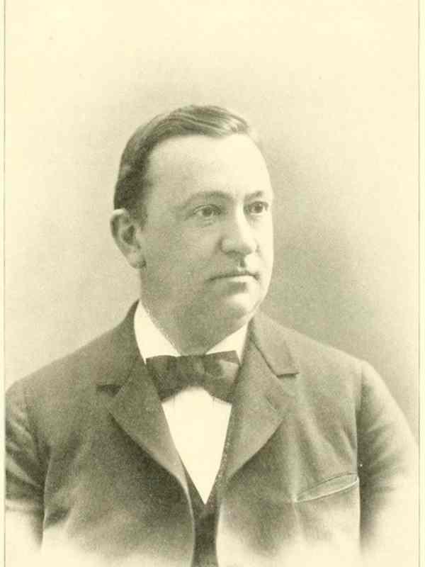 Edmund Platt, 1897.