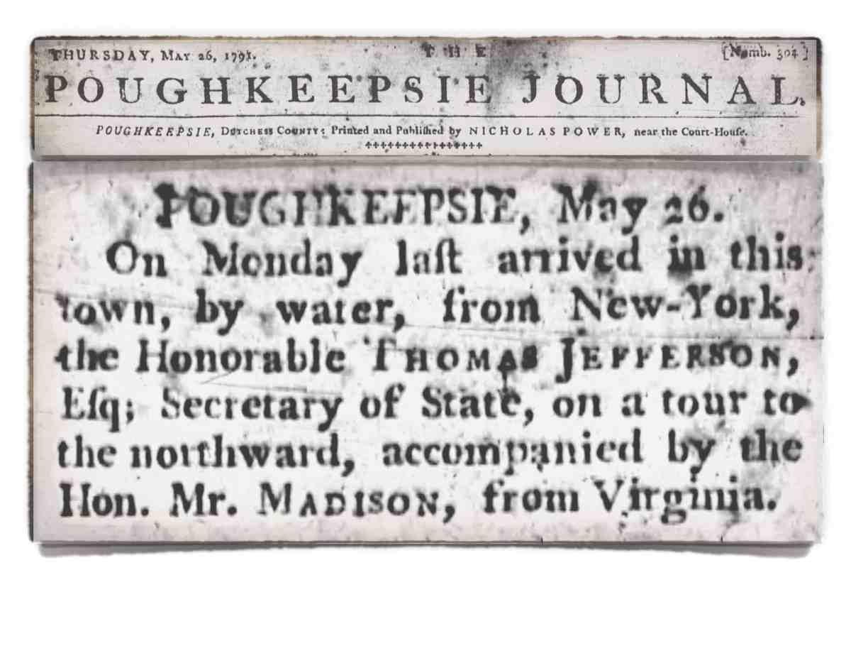 Jefferson Poughkeepsie Notice