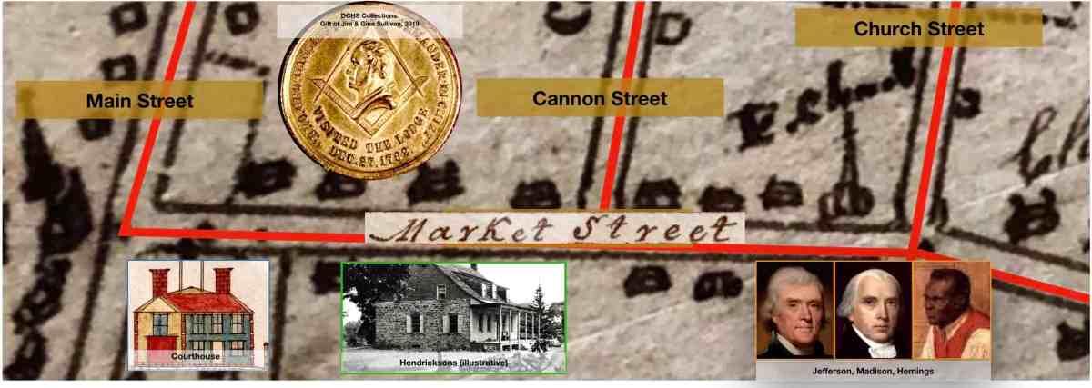 Market Street Where It Happened