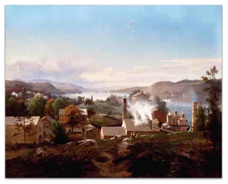 Carmiencke Iron Works Poughkeepsie