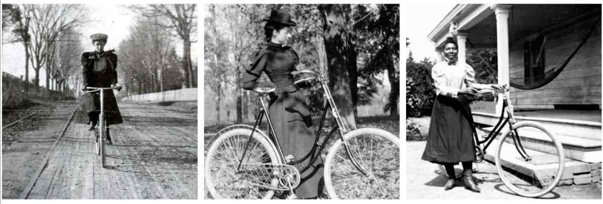 Women Bicycles 4wheels