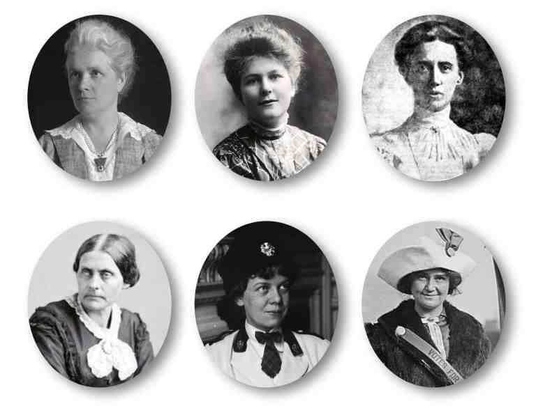 Red Hook Suffrage Profiles