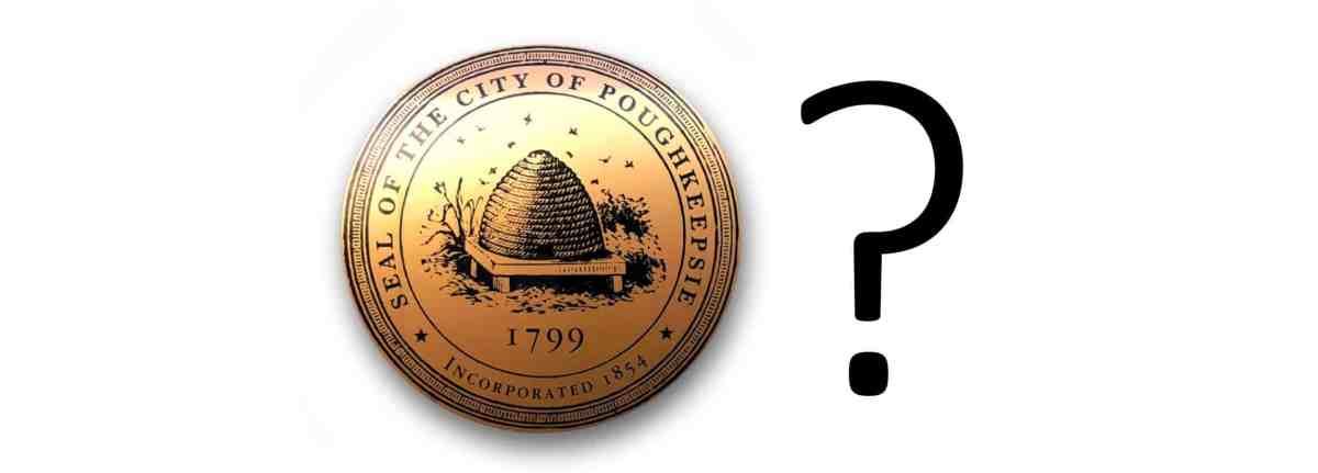 Pough City Seal