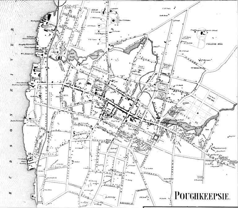 Poughkeepsie 1858