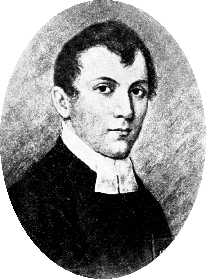 Rev. Timothy J. Clowes, brother of Caroline's father