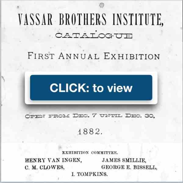 CMCE VBI 1882 Catalogue