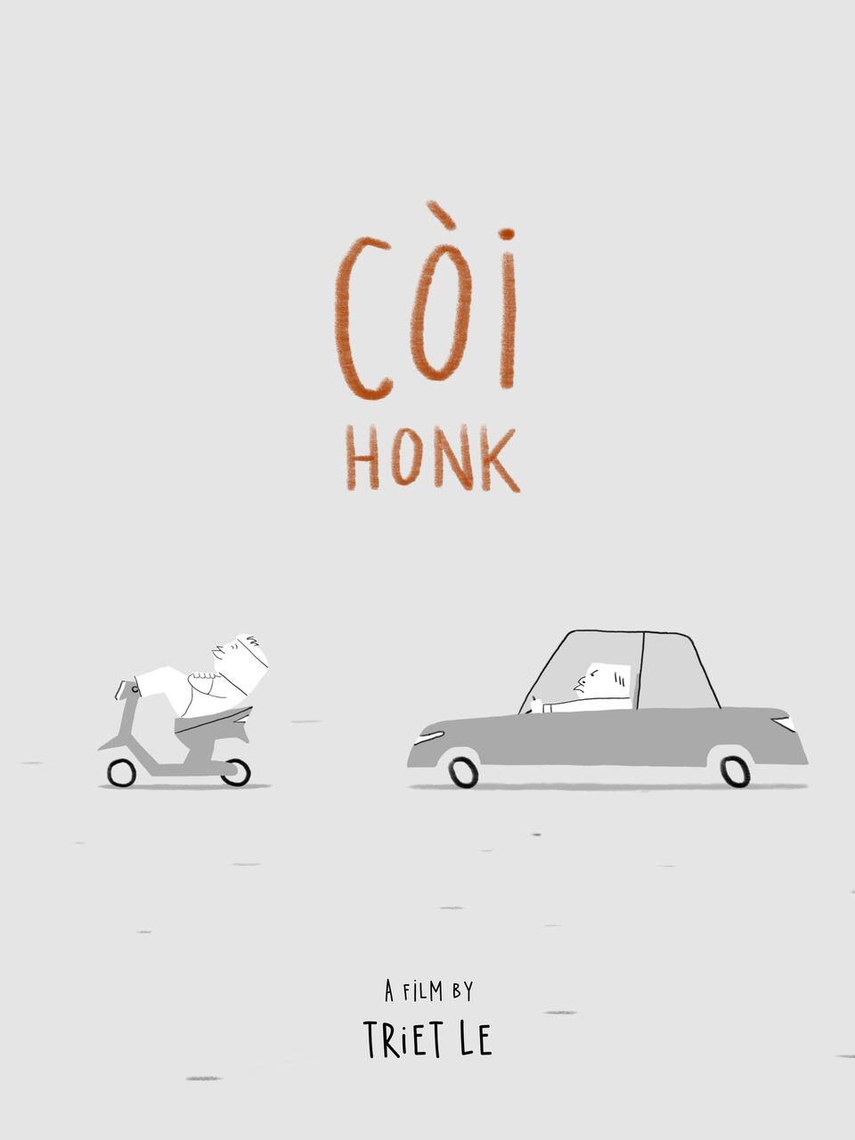 Còi _ Honk Poster_Eng_preview