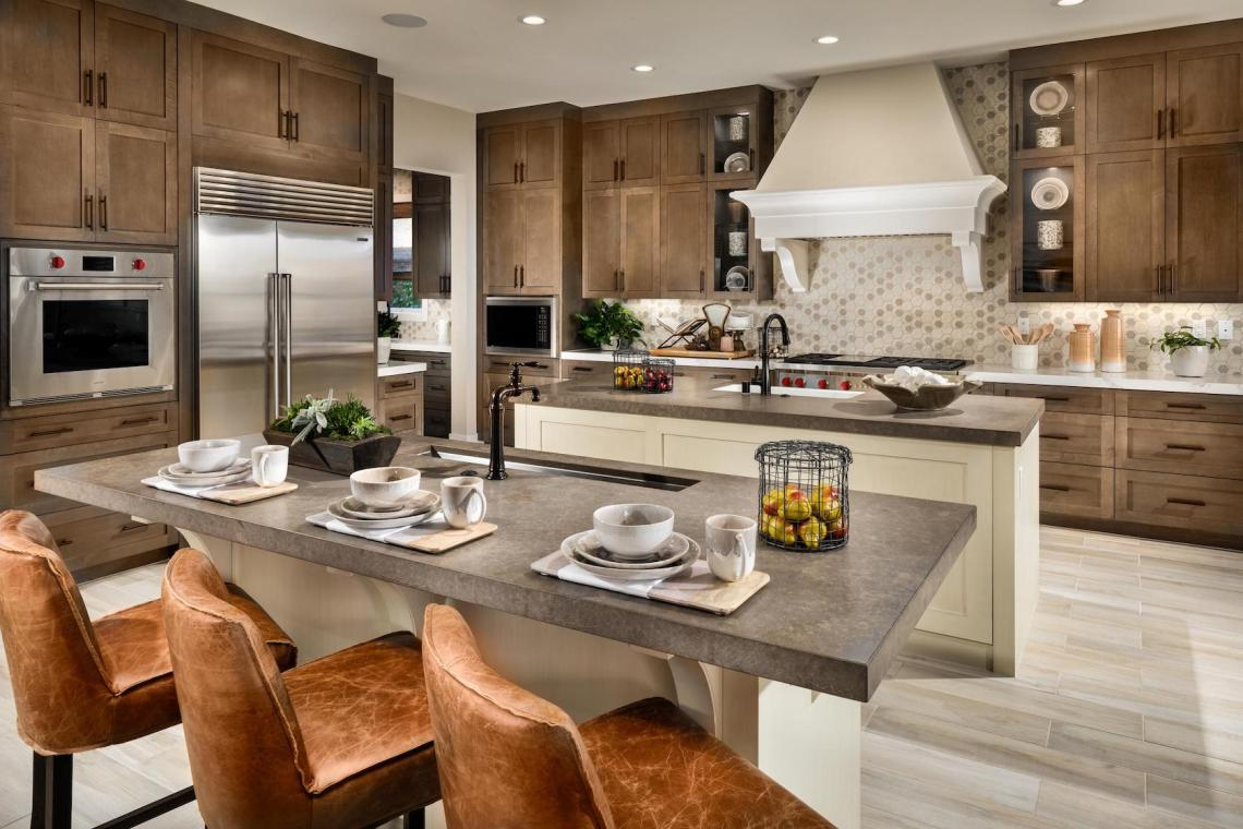 Kitchen Design Ideas For 2020 The Kitchen Continues To Evolve Dc Interiors Llc