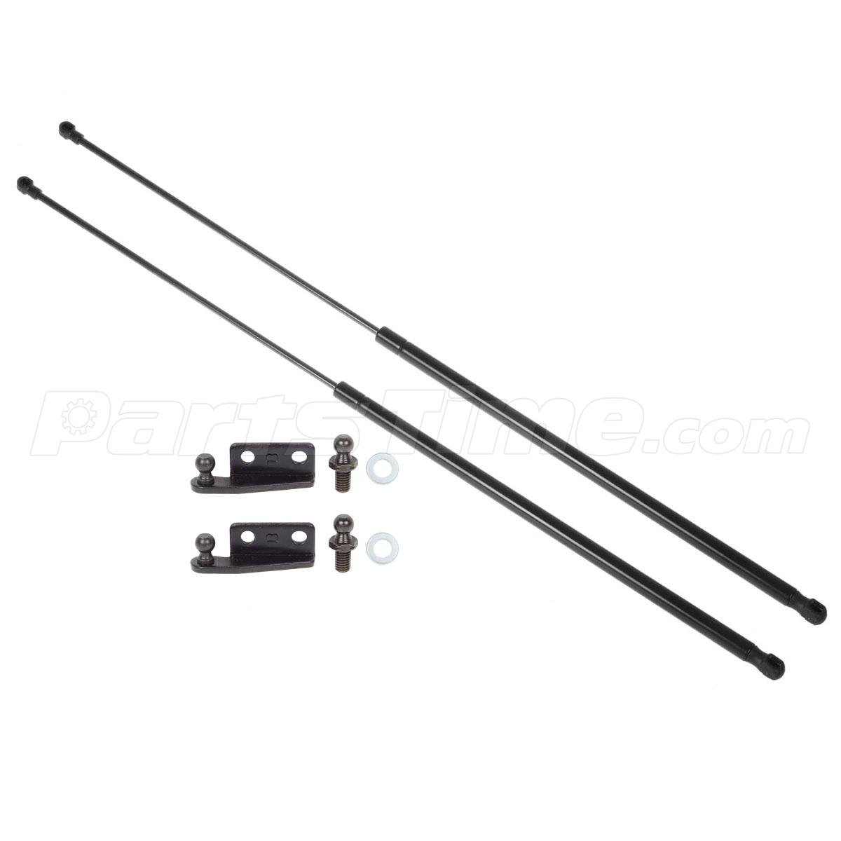 2 Rear Hatch Tailgate Gas Charged Lift Support For 95 99 Mitsubishi Eclipse