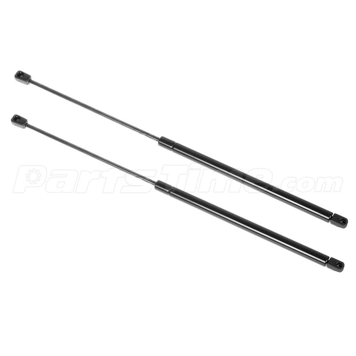 2 Front Hood Gas Charged Lift Support For Ford