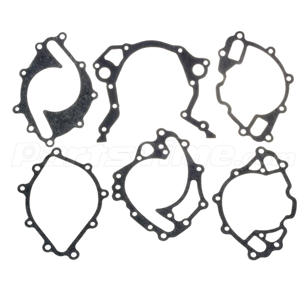 For Ford Mercury 302 5 0 Full Gasket Set Head Intake Oil