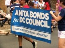 Anita Bonds At Palisades Parade