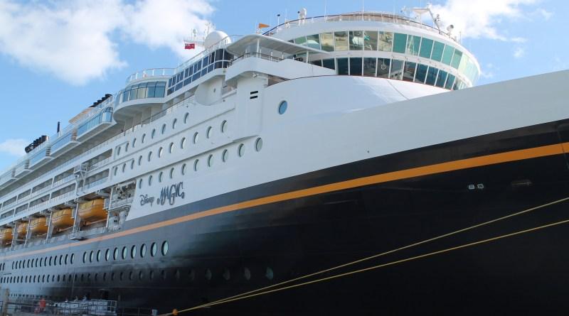 Disney Cruise Line Cancels Disney Magic Sailings Through October 9, 2021