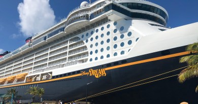 The Port of Nassau Through the Eyes of a First Time Visitor