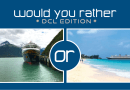 Would You Rather – DCL Edition: Alaska or The Caribbean?