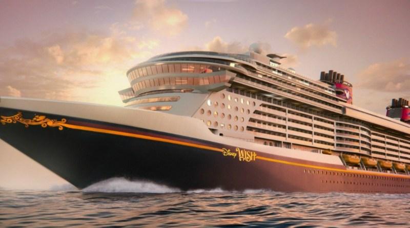 Disney Cruise Line Reveals New Info Regarding the Disney Wish!