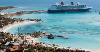 Disney Cruise Line Releases Early 2023 Itineraries