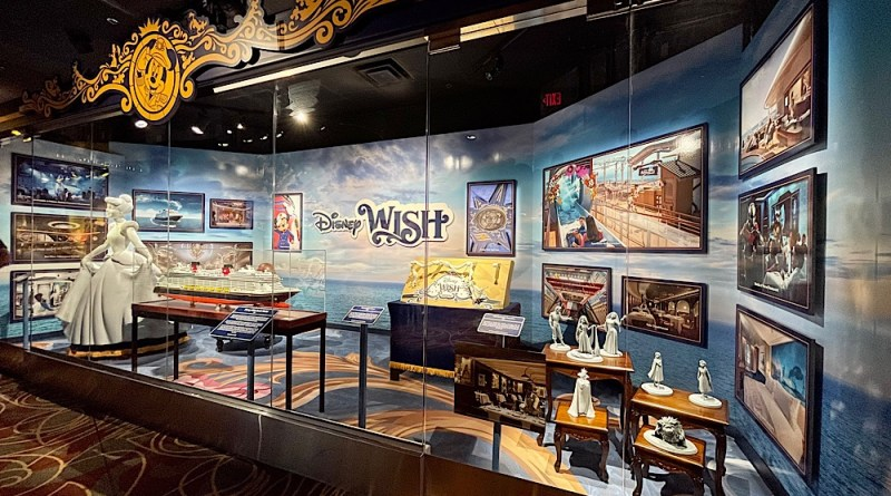 Exploring the Disney Wish Details at the New Exhibit in Disney's Hollywood Studios!