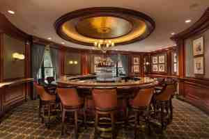 Round Robin Bar at the Willard Intercontinental Hotel