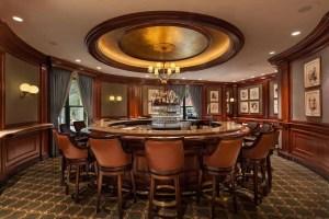 Round Robin Bar at the Willard Intercontinental Hotel