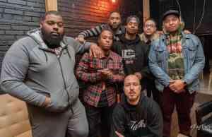 DJ Bigg Sipp and crew