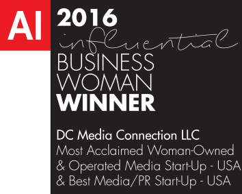 DC Media Connection Wins Best Media / PR Start-Up (USA-2016)