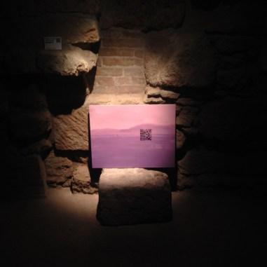 Mirage S, veduta dell'installazione nella Sala Ipostila della Cappella dell'Incoronazione, 28 febbraio 2014.