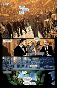 Detective Comics #27 interiors by Bryan Hitch