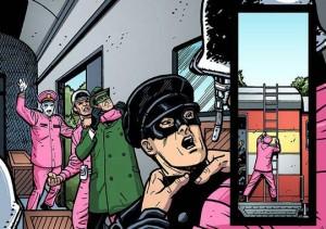 Green Hornet and Kato Batman '66