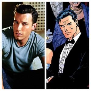 Ben Affleck Bruce Wayne