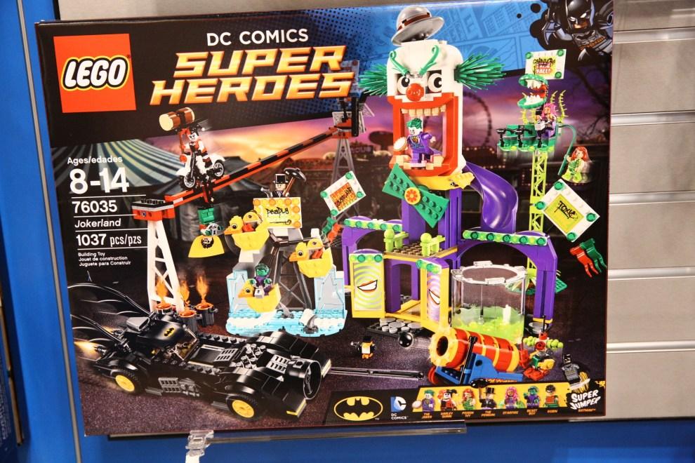 Lego #76035 Jokerland
