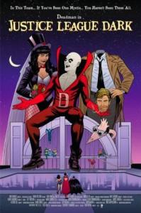 Justice League Dark #40 (Joe Quinones Movie Poster Variant Cover