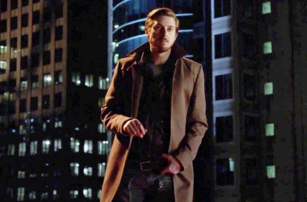 "Arthur Darrell as time-traveler Rip Hunter in the midseason premiere of ""DC's Legends of Tomorrow""."