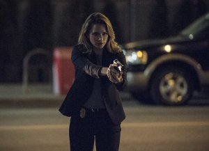 "The Flash -- ""The Fury of Firestorm"" -- FLA204A_0268b -- Pictured: Shantel VanSaten as Patty Spivot -- Photo: Cate Cameron /The CW -- © 2015 The CW Network, LLC. All rights reserved."