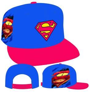 DC SUPERMAN 950 HERO SIDER SNAPBACK CAP $27.99