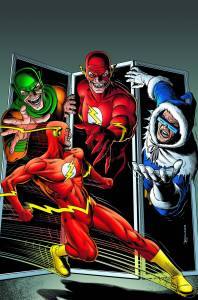 FLASH BY GEOFF JOHNS TP BOOK 01 $24.99