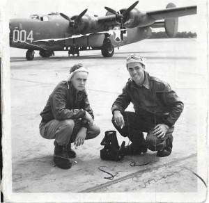 Harris Levey on right
