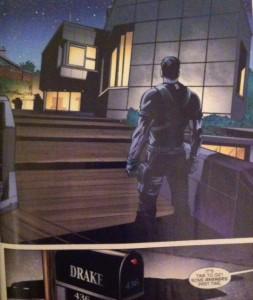 Batman and Robin Eternal 4 Drake Residence