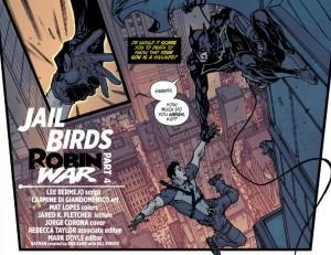 We Are Robin 7 GOrdon saves Batman