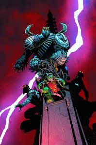 ROBIN SON OF BATMAN #7