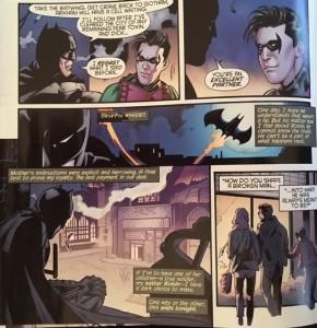 Batman and Robin Eternal 16 Bruce and Dick